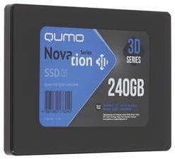 240 ГБ SSD-накопитель Qumo Novation 3D [Q3DT-240GPPN OEM]