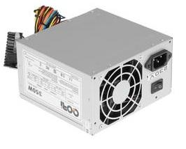 <br />Блок питания Qori 350W [350CG] [350 Вт, 20+4 pin, 1x 4 pin CPU, 2 SATA]<br />