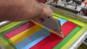шелкотрафаретная печать пакетов