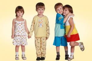 детский трикотаж оптом от производителя