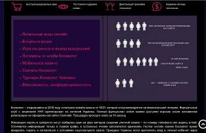 казино Cosmolot vinrajrada.org.ua