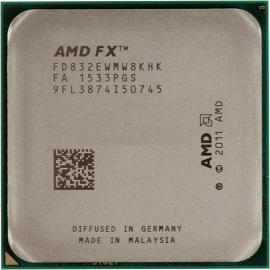 бюджетная сборка для игр. Процессор ADM FX-8320E