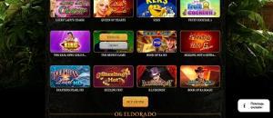 Казино Эльдорадо: официальный сайт. Играть в игровые автоматы на деньги онлайн даже с мобильного