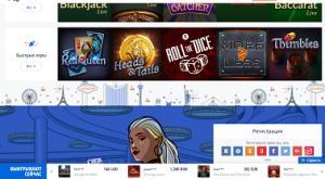 Вулкан Вегас – лучшие игровые автоматы онлайн