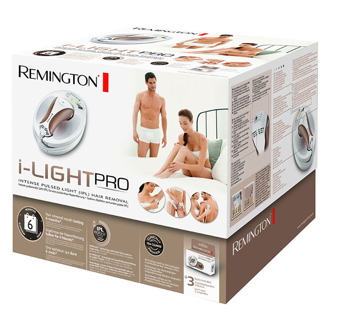 Remington IPL6000 эпилятор