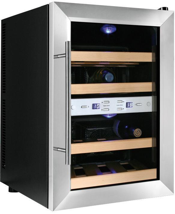 CASO WineDuett 12 винный холодильник