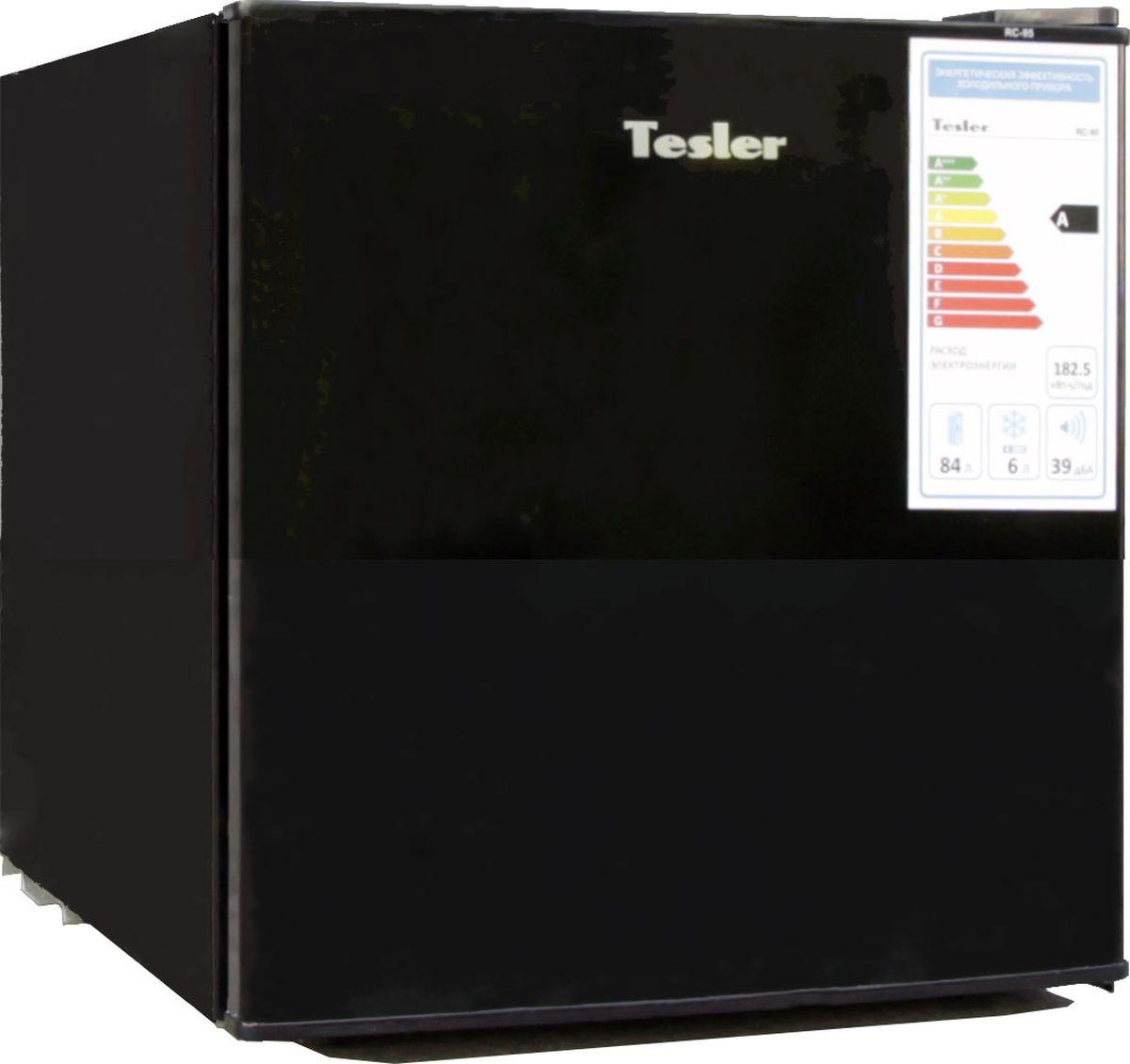 Tesler RC-55, Black холодильник