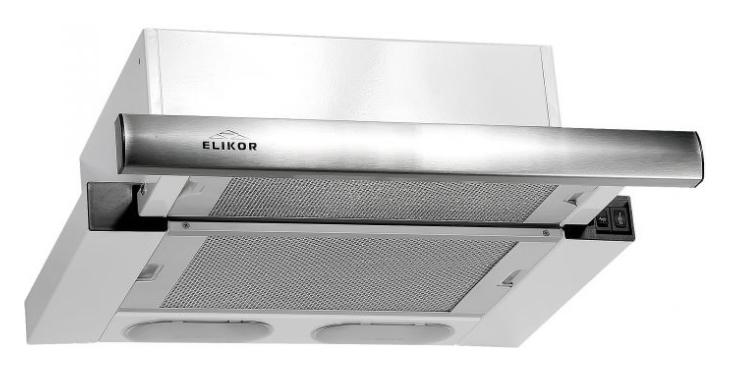 Elikor КВ II М-400-60-260, Steel вытяжка встраиваемая