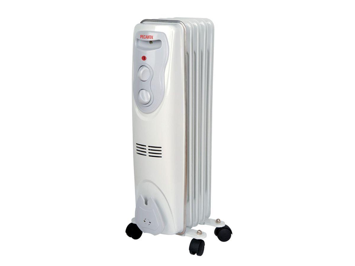 Ресанта ОМ-5Н (1 кВт) напольный радиатор