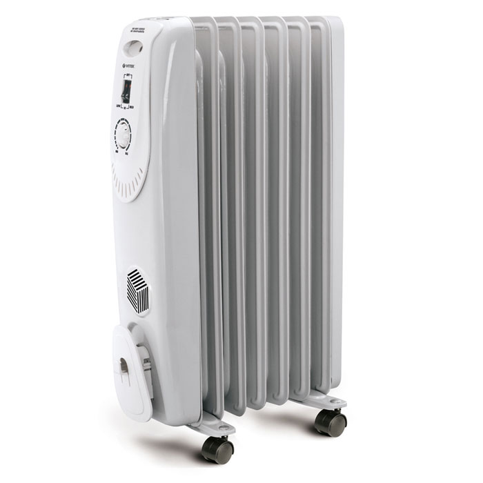 Vitek VT-1704(W) радиатор