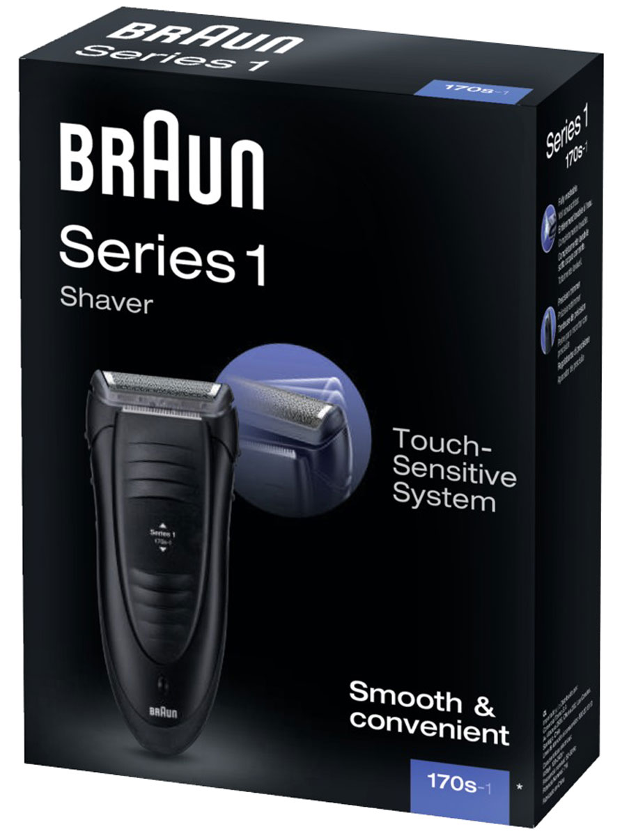 Braun Series 1 170s-1 электробритва