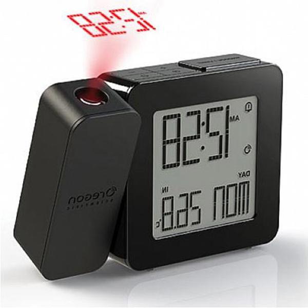 Oregon Scientific RM338-P, Black часы проекционные