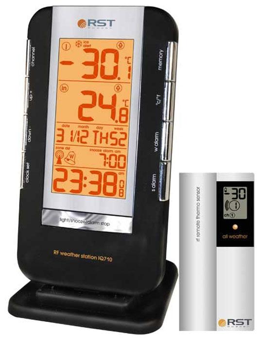 RST02710 термометр цифровой с радиодатчиком