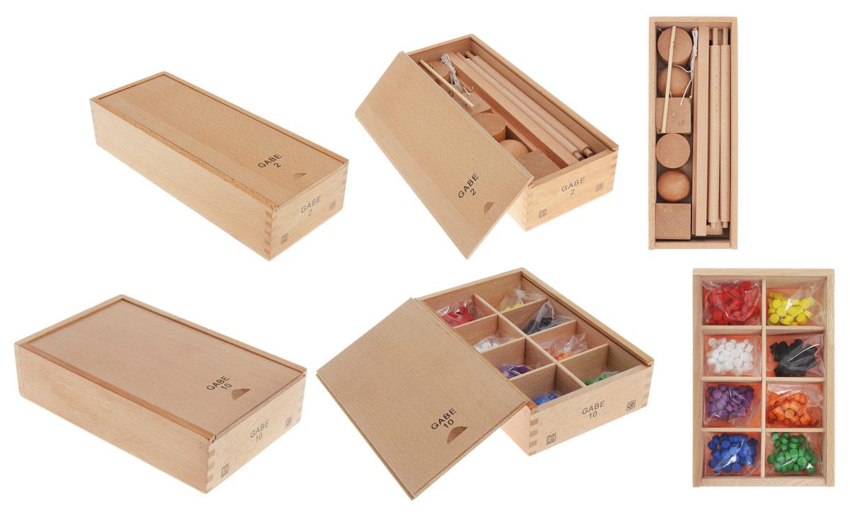 Развивающая игрушка МДИ игровой набор «Монтессори»