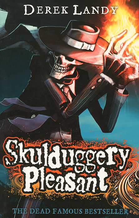 Skulduggery Pleasant: Book I