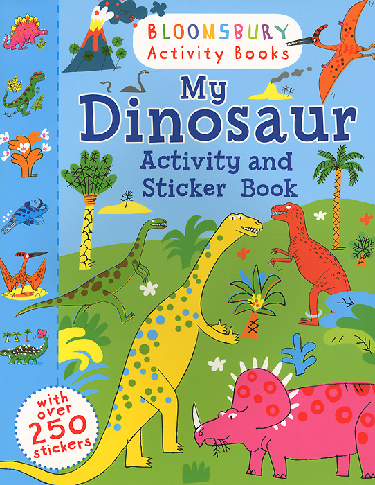 My Dinosaur: Activity and Sticker Book