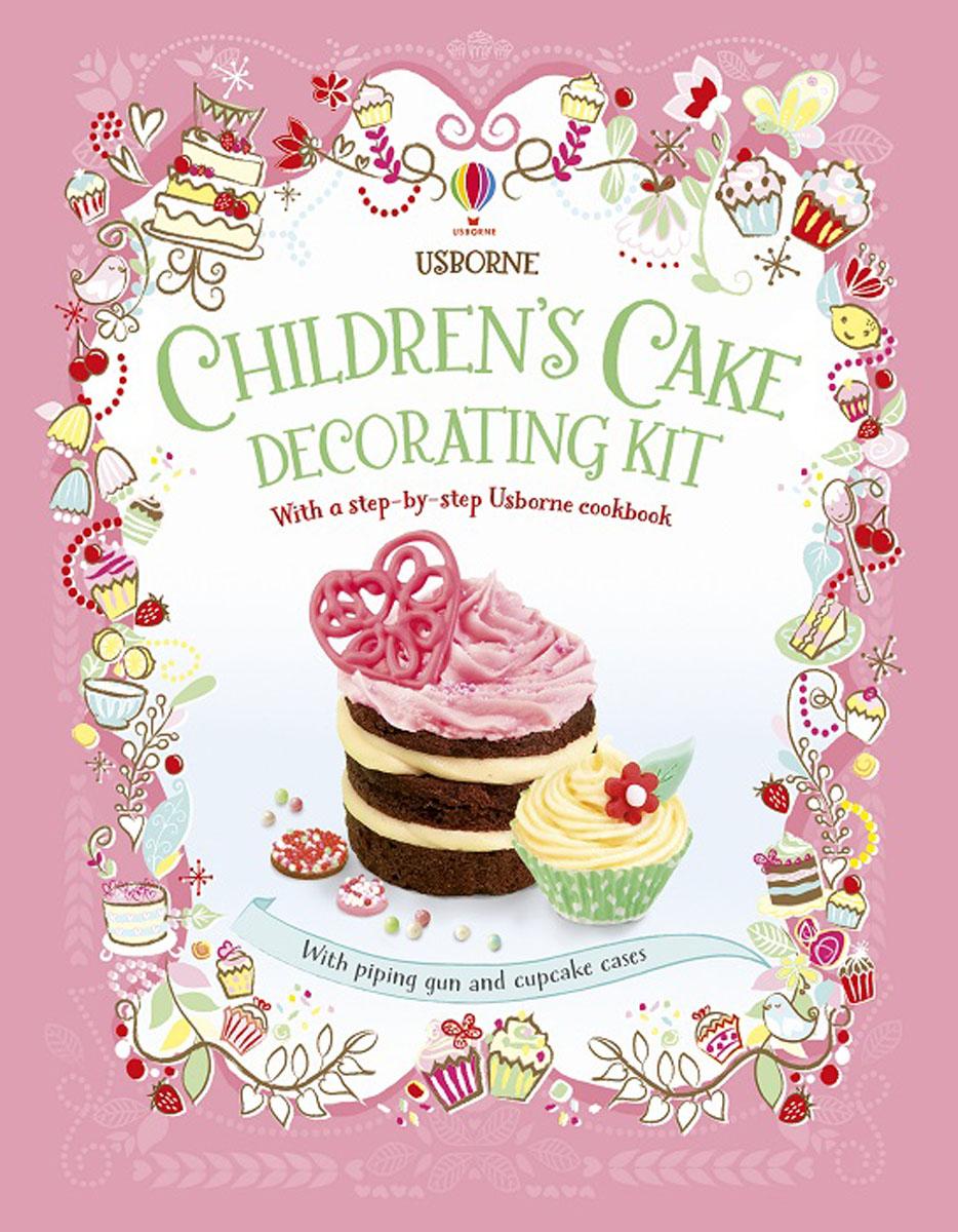 Children's Cake Decorating Kit