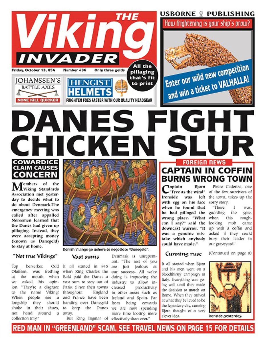 The Viking Invader