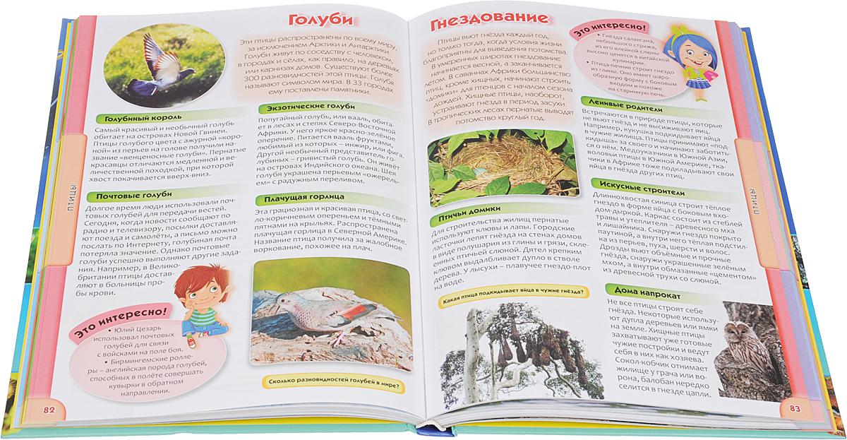 Новая энциклопедия для девочек и мальчиков