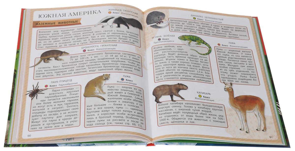 Атлас животных для самых маленьких