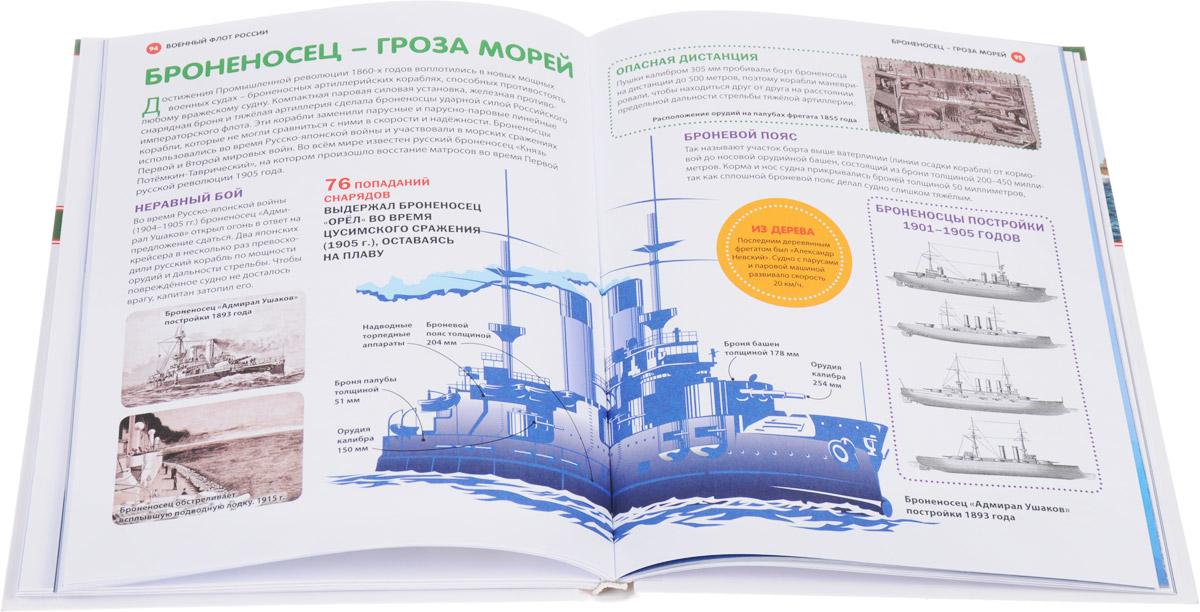 Военная техника, авиация и флот России