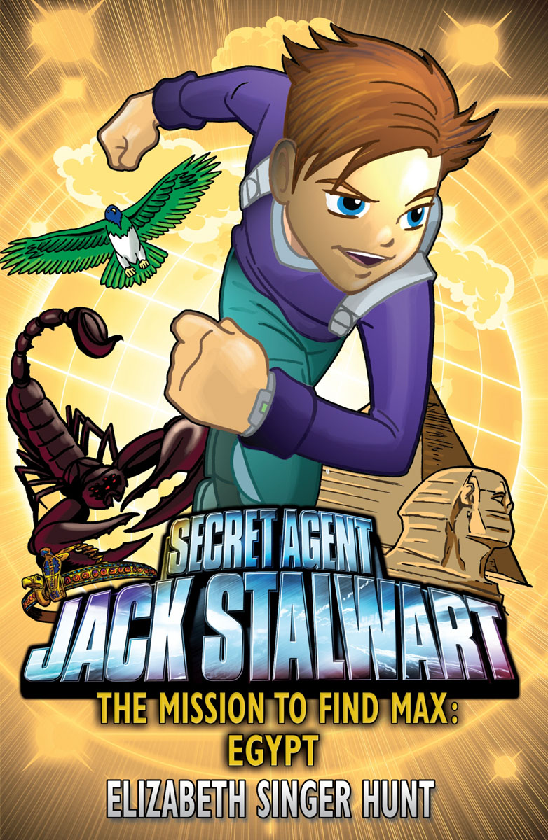Jack Stalwart: The Mission to find Max