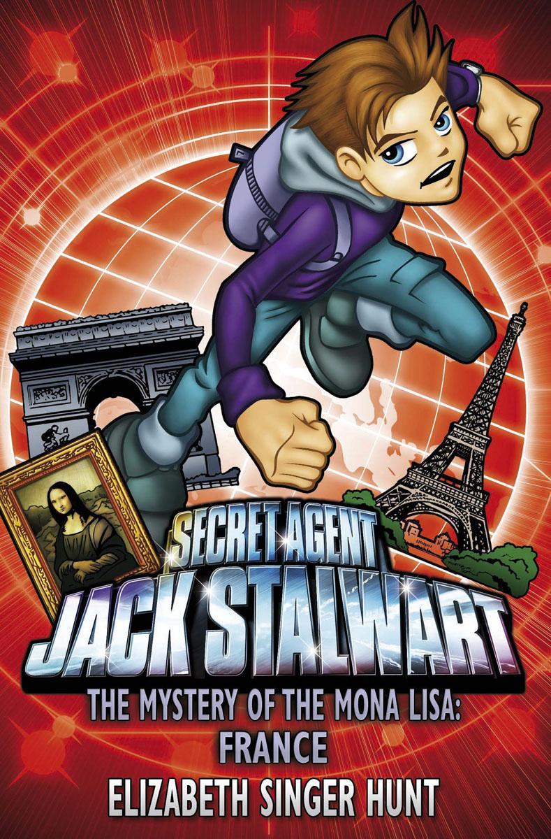 Jack Stalwart: The Mystery of the Mona Lisa