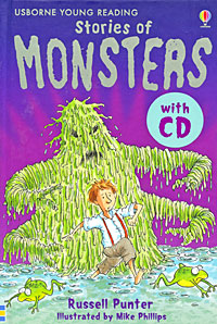 Stories of Monsters (+ CD)