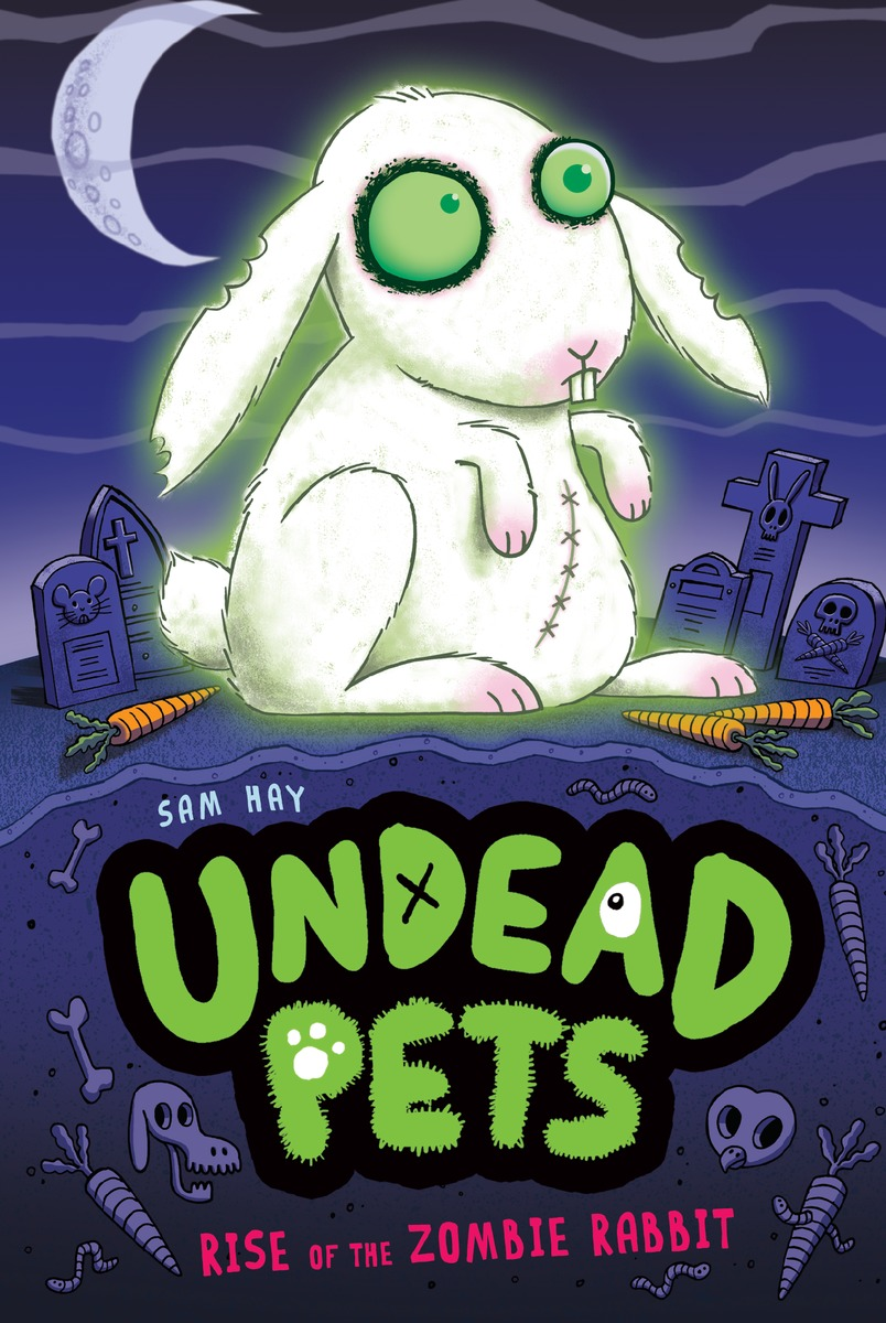 UNDEAD PETS 5 ZOMBIE RABBIT