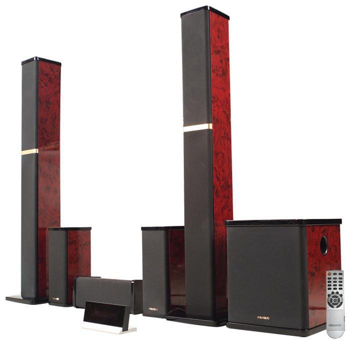 Microlab H-600, Dark Wood акустическая система