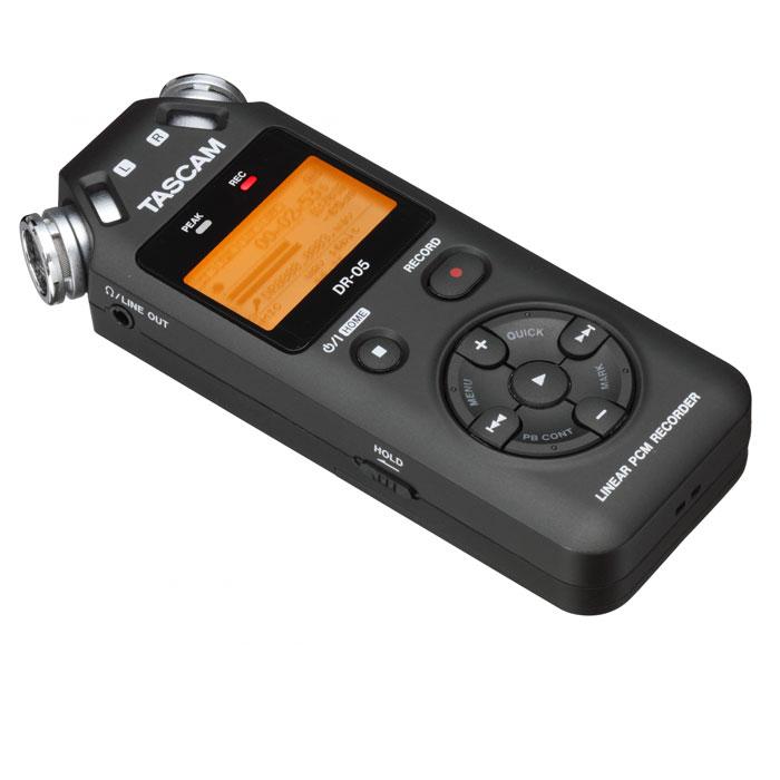 Tascam DR-05 диктофон