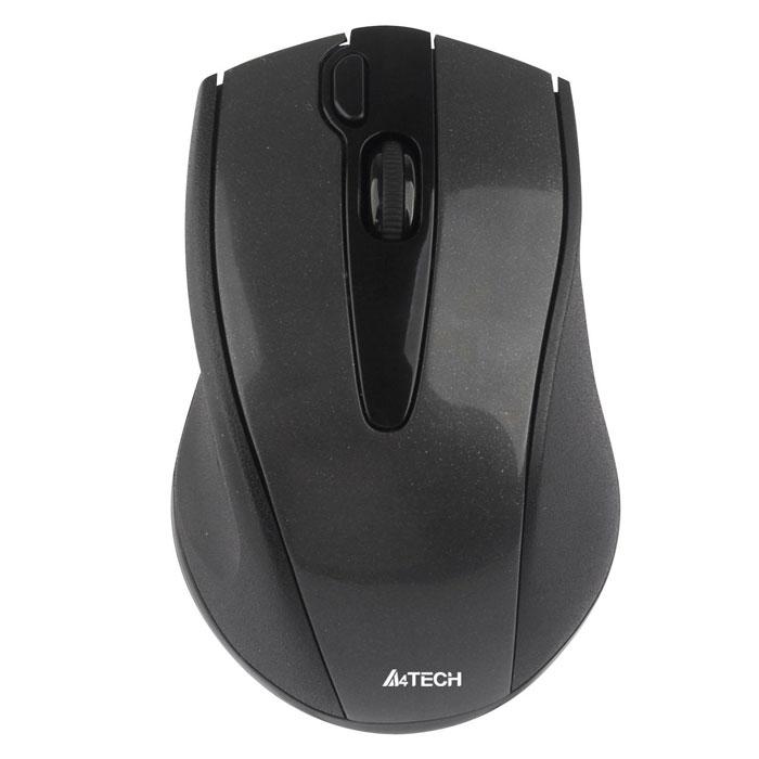 A4Tech G9-500F-1, Black мышь