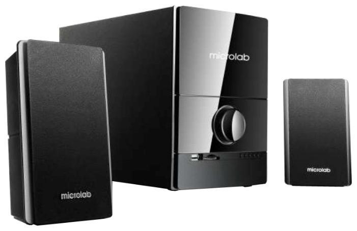 Microlab M-500U, Black акустическая система