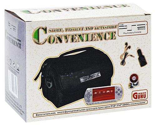 "Многофункциональная сумка Game Guru ""Convenience"" для Sony PSP/PSP 2000"