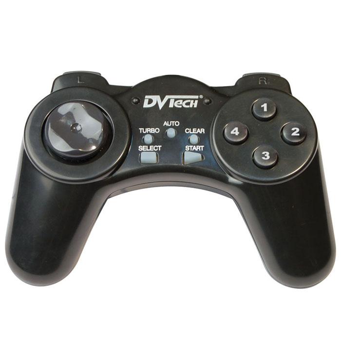 Джойстик PC DVTech JS19 Gear (черный)