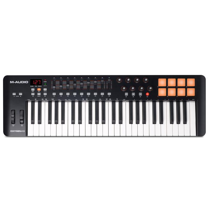 M-Audio Oxygen 49 IV Midi-клавиатура
