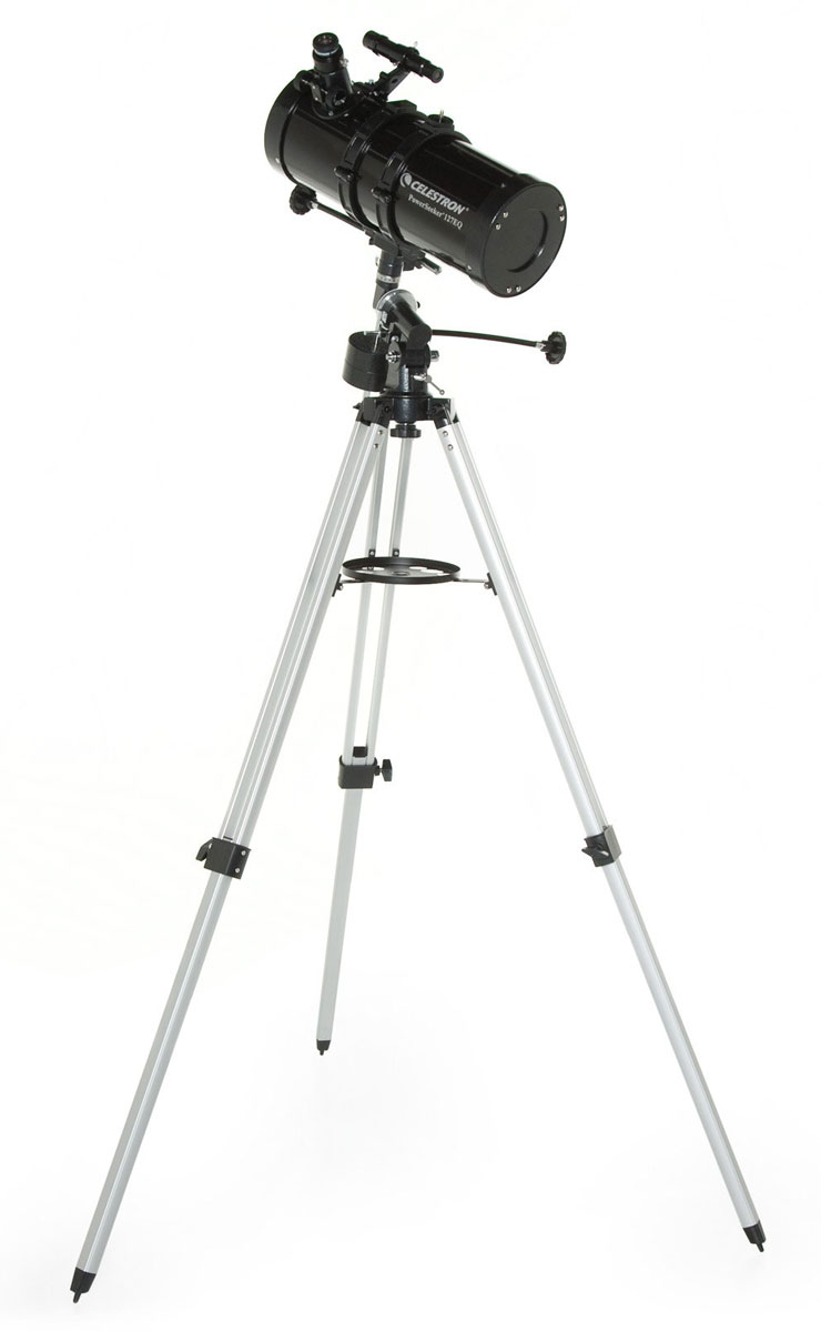 Celestron PowerSeeker 127 EQ телескоп-рефлектор Ньютона
