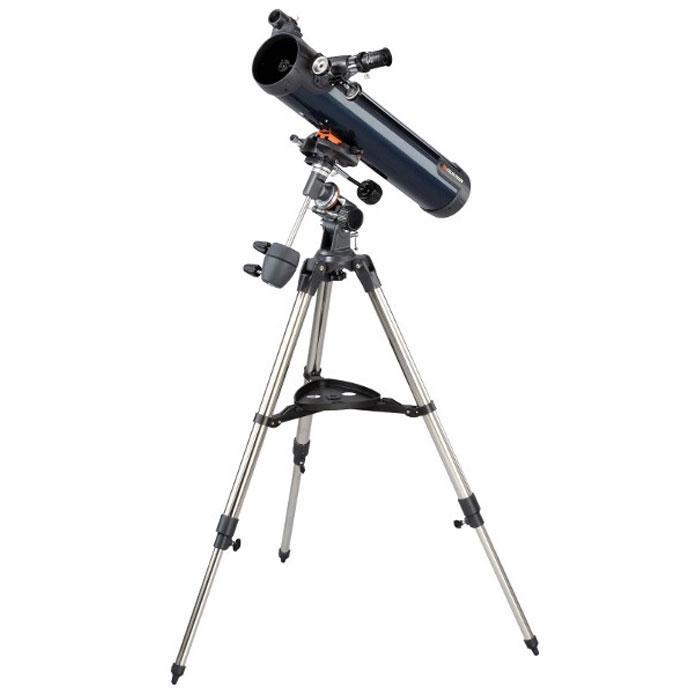 Celestron AstroMaster 76 EQ телескоп-рефлектор Ньютона
