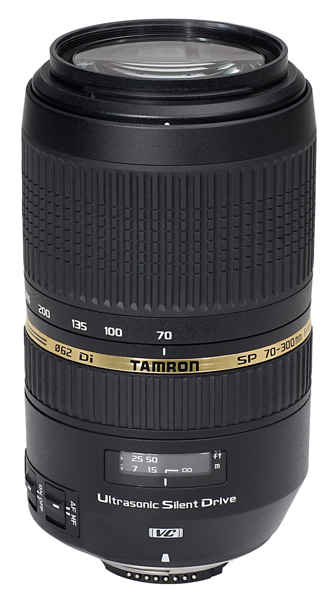 Tamron AF SP 70-300/4.0-5.6 DI VC USD Nikon