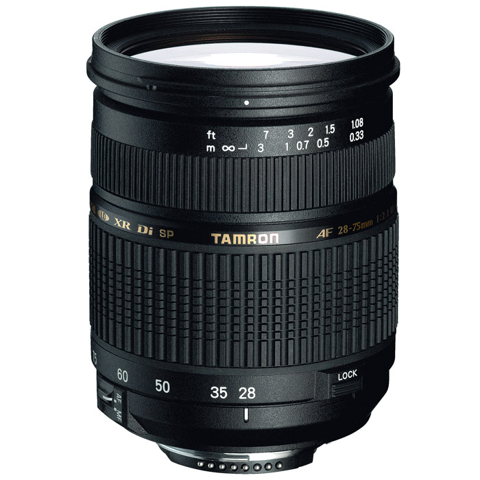Tamron SP AF 28-75/2,8 XR Di LD Macro, Nikon