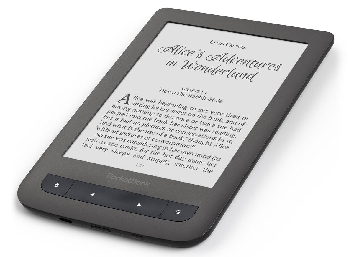 PocketBook 626 Plus, Grey электронная книга
