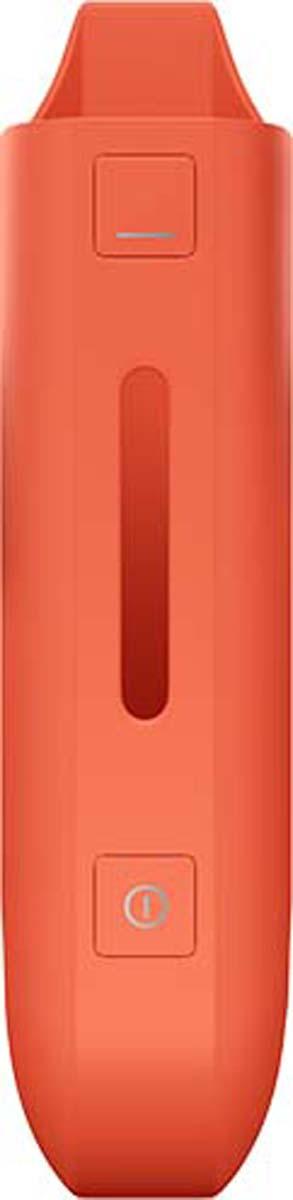 IQOS Чехол для электронной сигареты, цвет: оранжевый