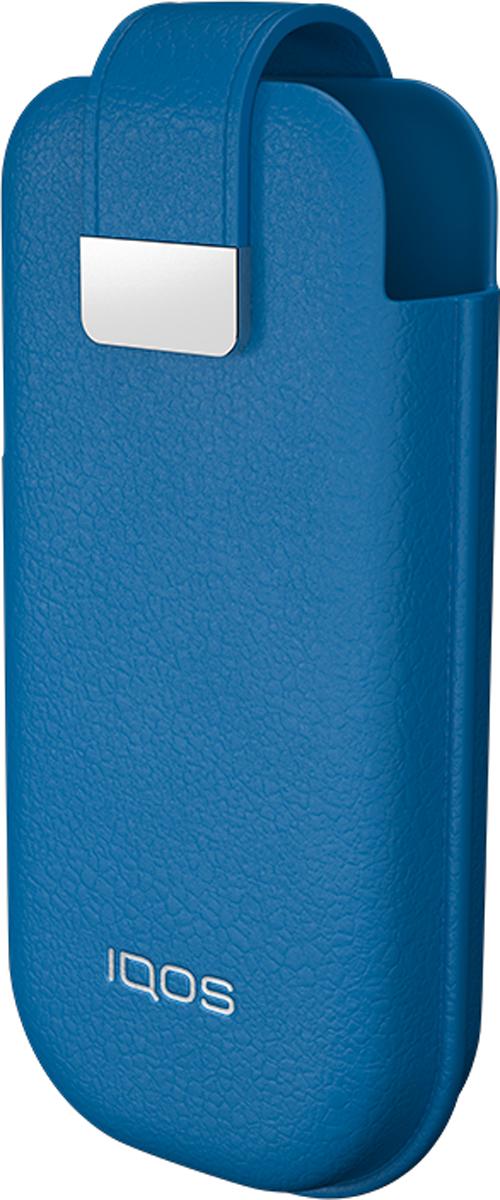 IQOS Мягкий Чехол для электронной сигареты, цвет: синий