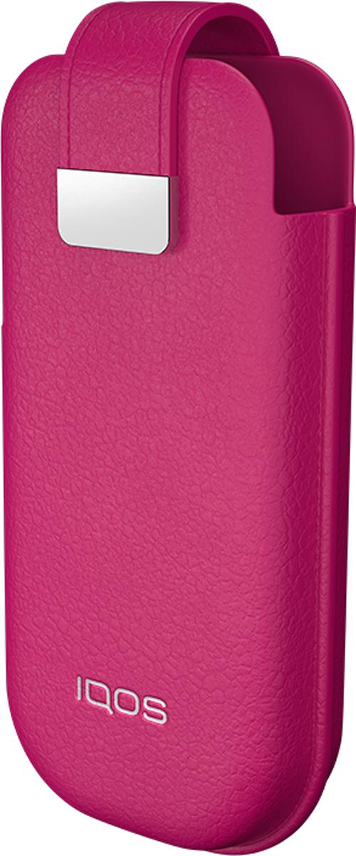 IQOS Мягкий Чехол для электронной сигареты, цвет: розовый