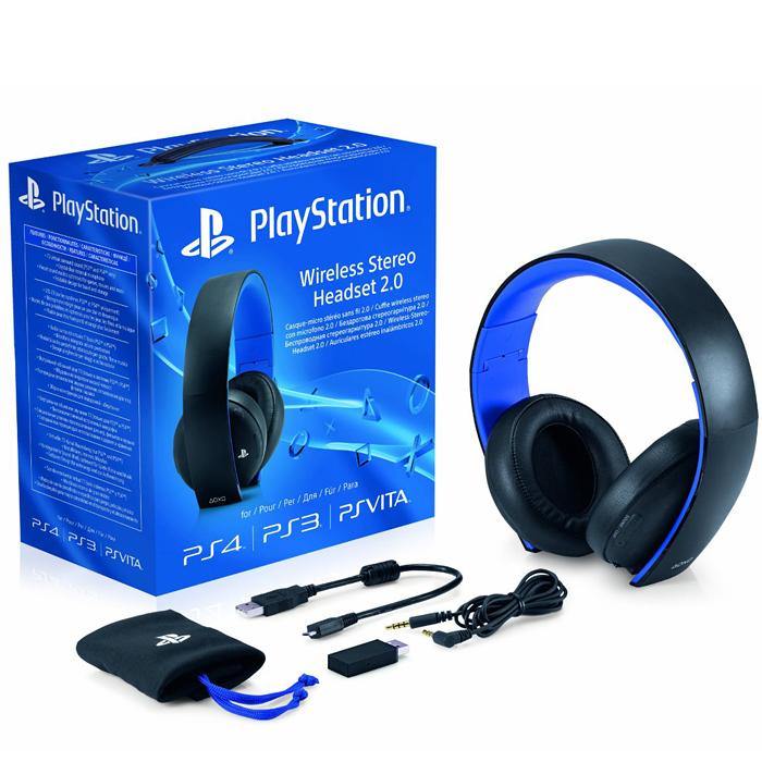 Детская Bluetooth гарнитура Kidz Play для PS3 (розовая)