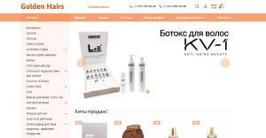 goldenhairs интернет магазин goldenhairs.ru