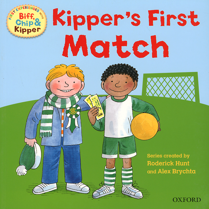 Kipper's First Match