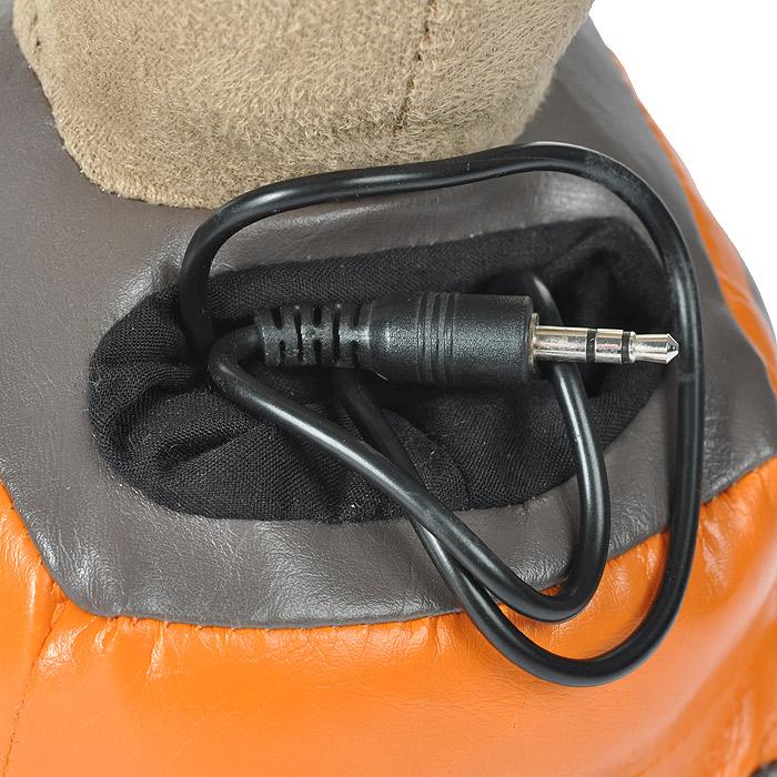 """USB-колонка """"Don Don"""", цвет: коричневый, оранжевый"""