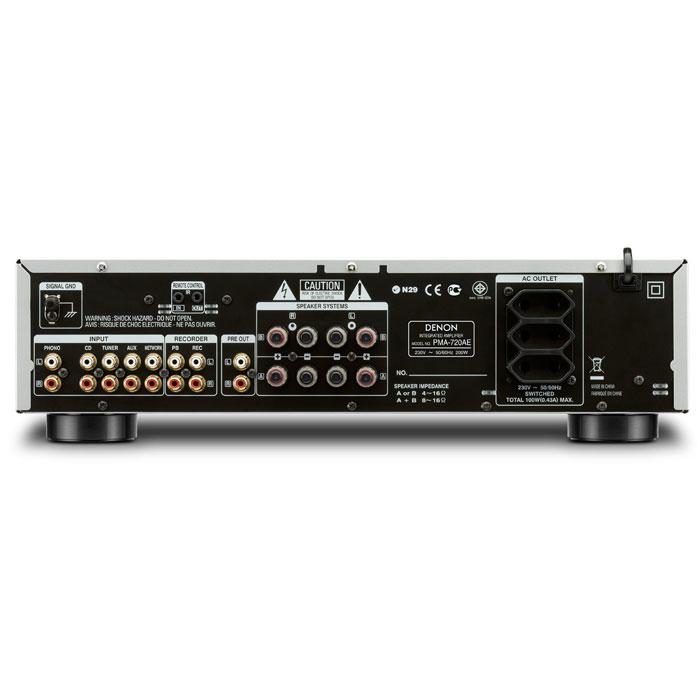 Denon PMA-720, Silver стерео усилитель