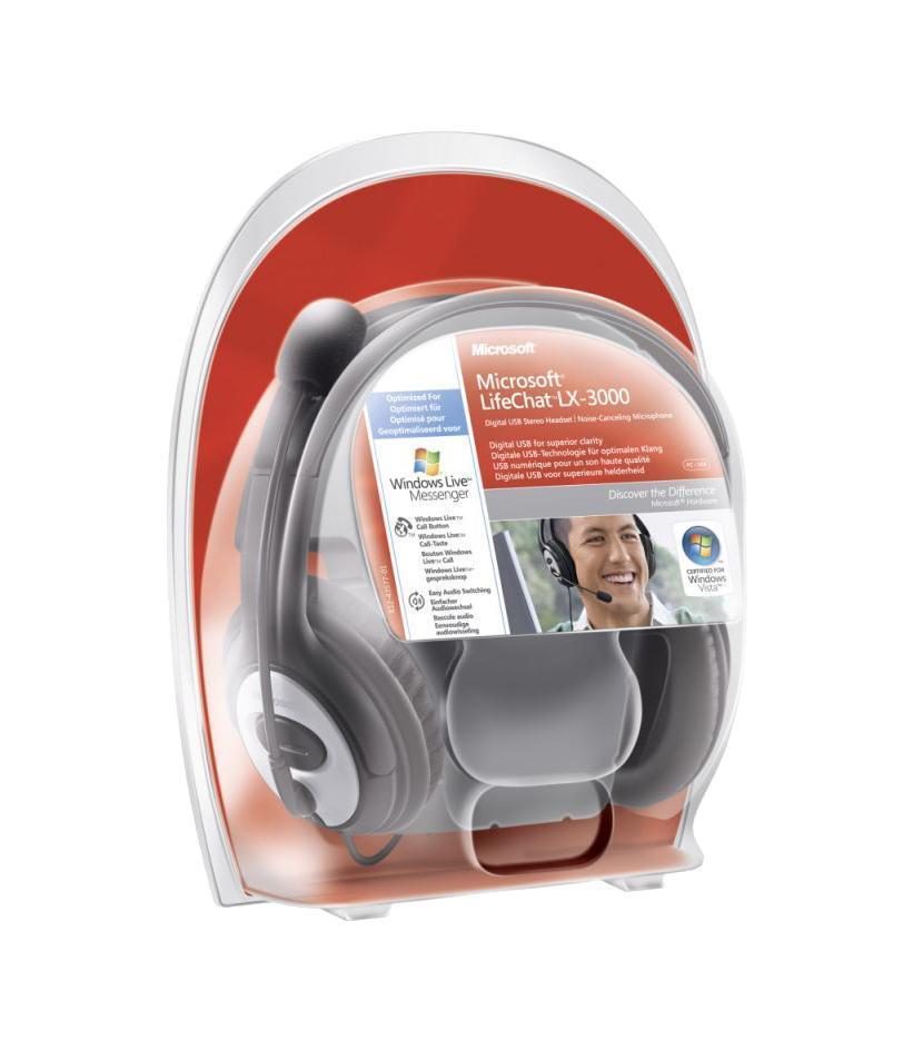 Microsoft LifeChat LX-3000 (JUG-00015)